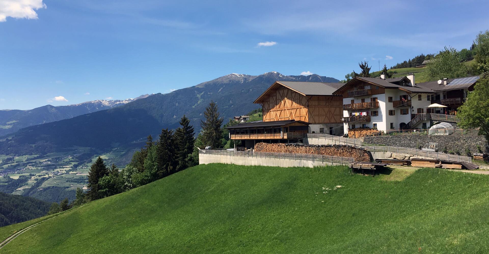 Bauernhofurlaub in Brixen - Plose / Südtirol
