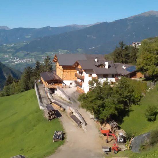 Bauernhofurlaub Brixen / Südtirol