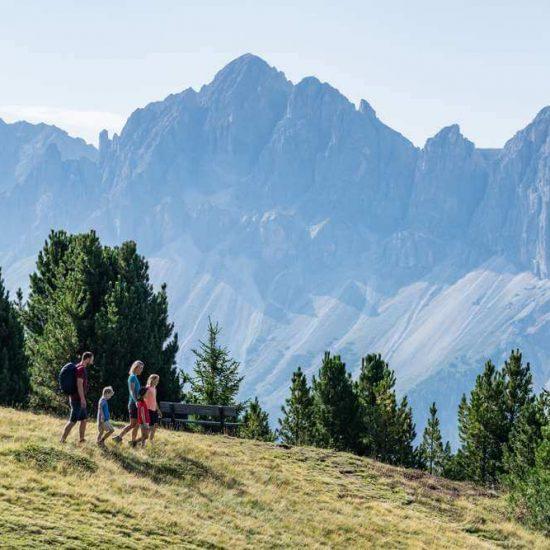 Il paradiso escursionistico della Valle Isarco